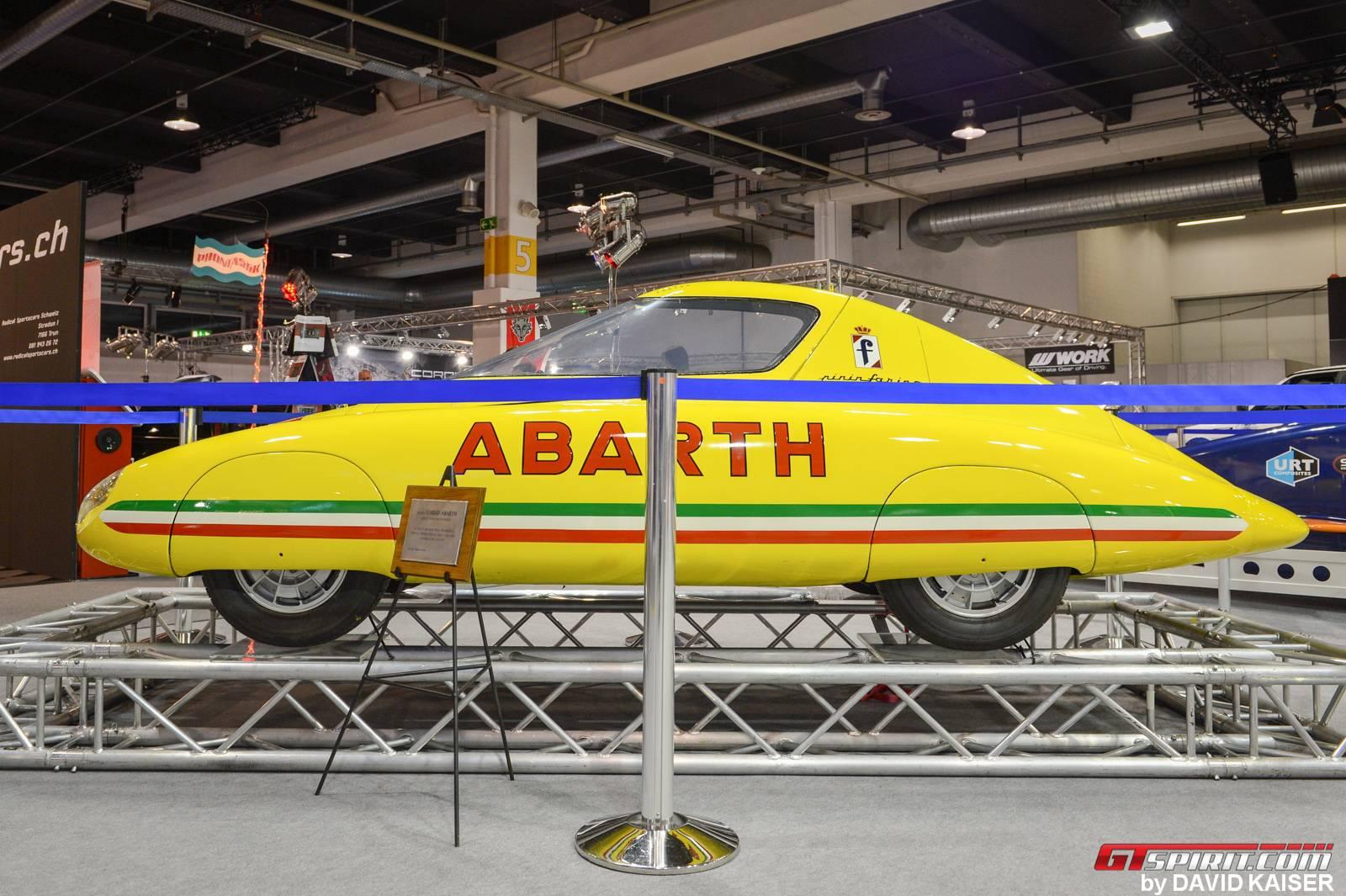 Auto Zurich Fiat Abarth Record