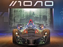 BAC Mono in Hong Kong
