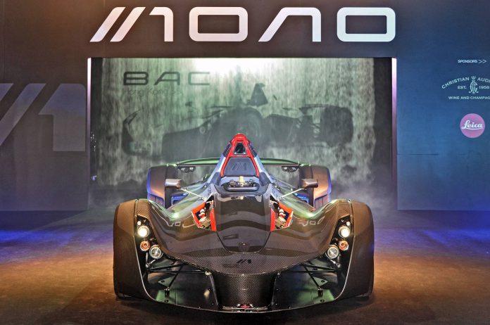 BAC Mono in Hong Kong