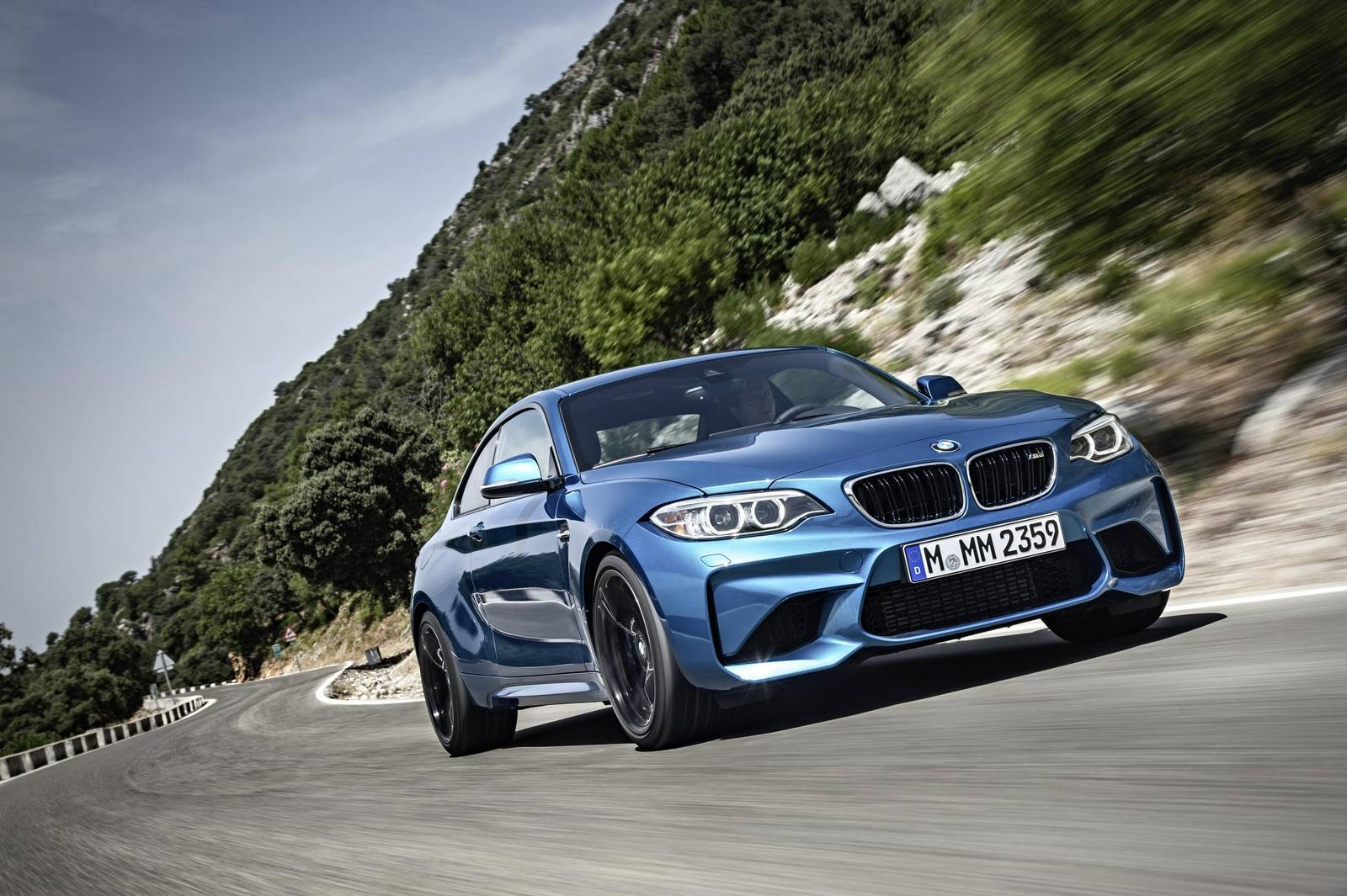 BMW M2 and X4 M40i to Make Global Debut at Detroit Motor Show 2016