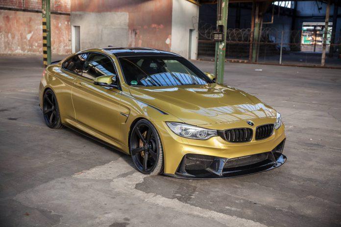 BMW M4 with 3DDesign kit