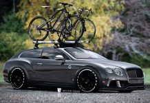 Bentley Continental GT Wagon