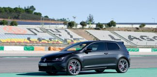 Black Golf GTI Clubsport