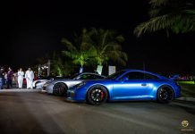 Cars and Coffee Jeddah 2015
