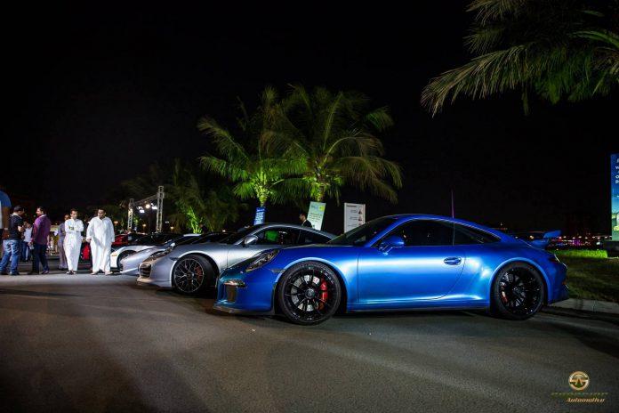 Cars and Coffee Jeddah 2015