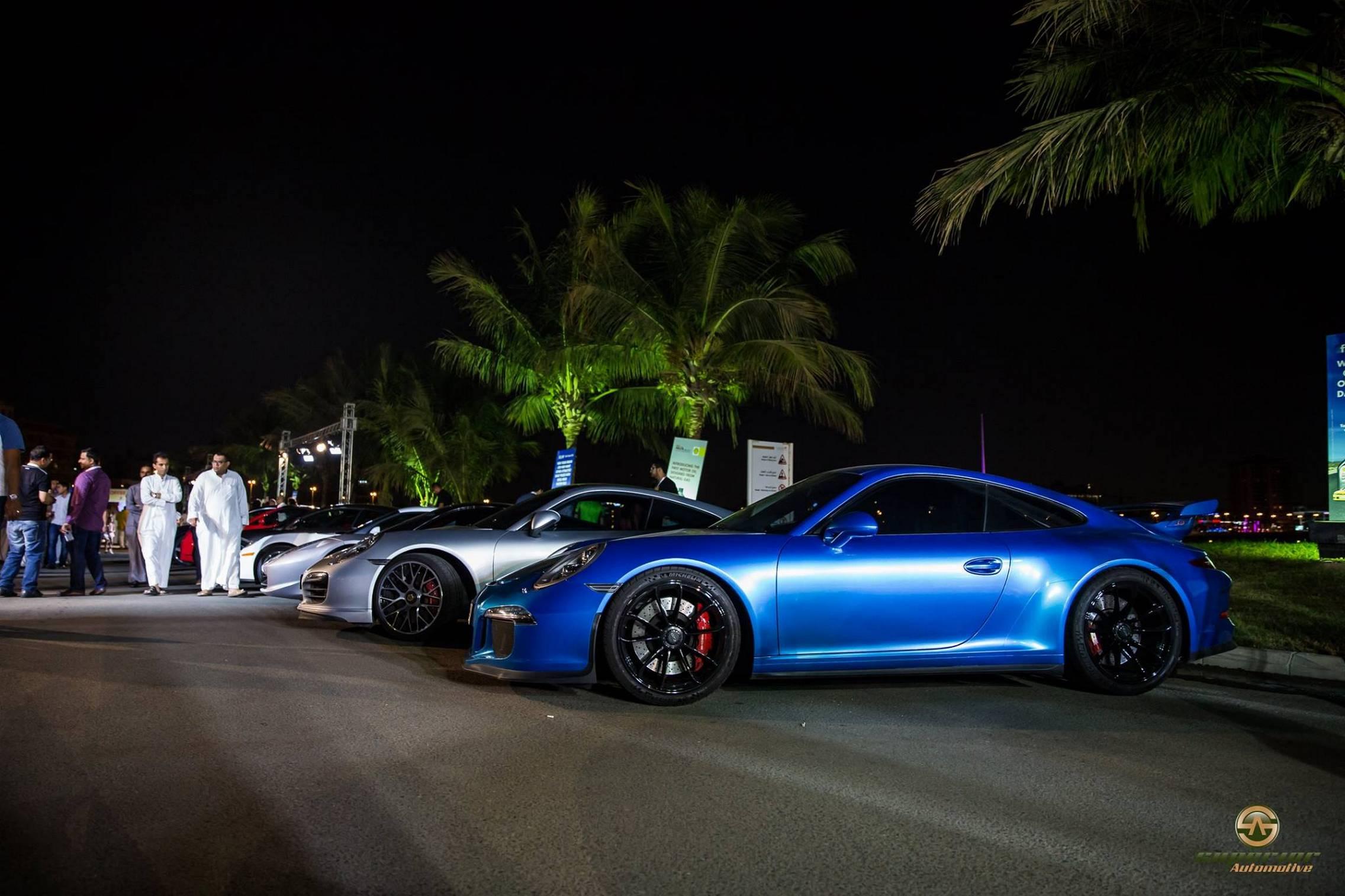 Cars And Coffee Ix Jeddah 2015 Highlights Gtspirit