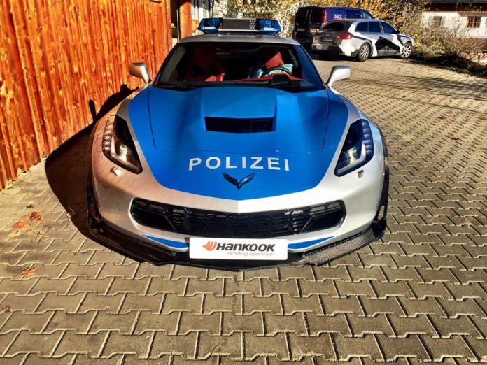 Corvette C7 Police Car (9)