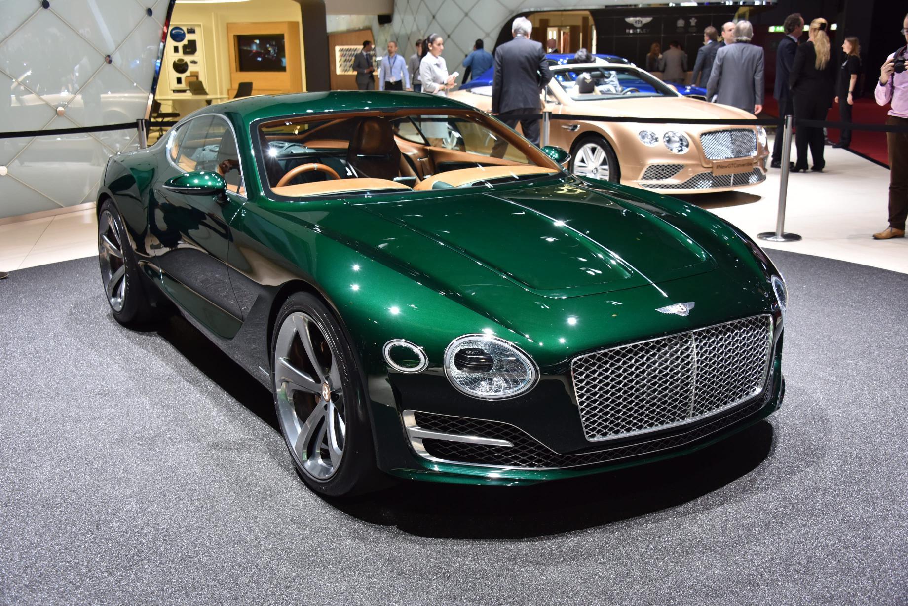 Bentley Speed 6 EXP10