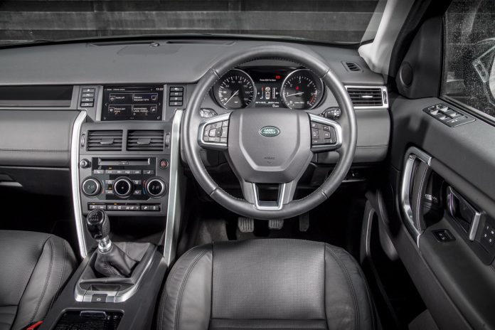 Land Rover Discovery Sport Int