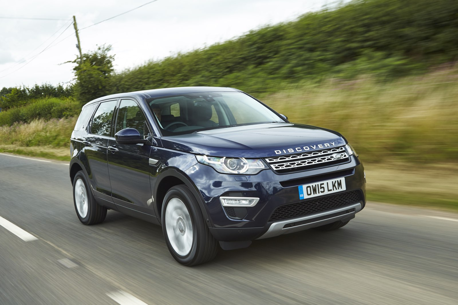 Discovery Sport Loire 007 114539 The Engine