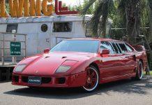 Ferrari F40 Limo Replica