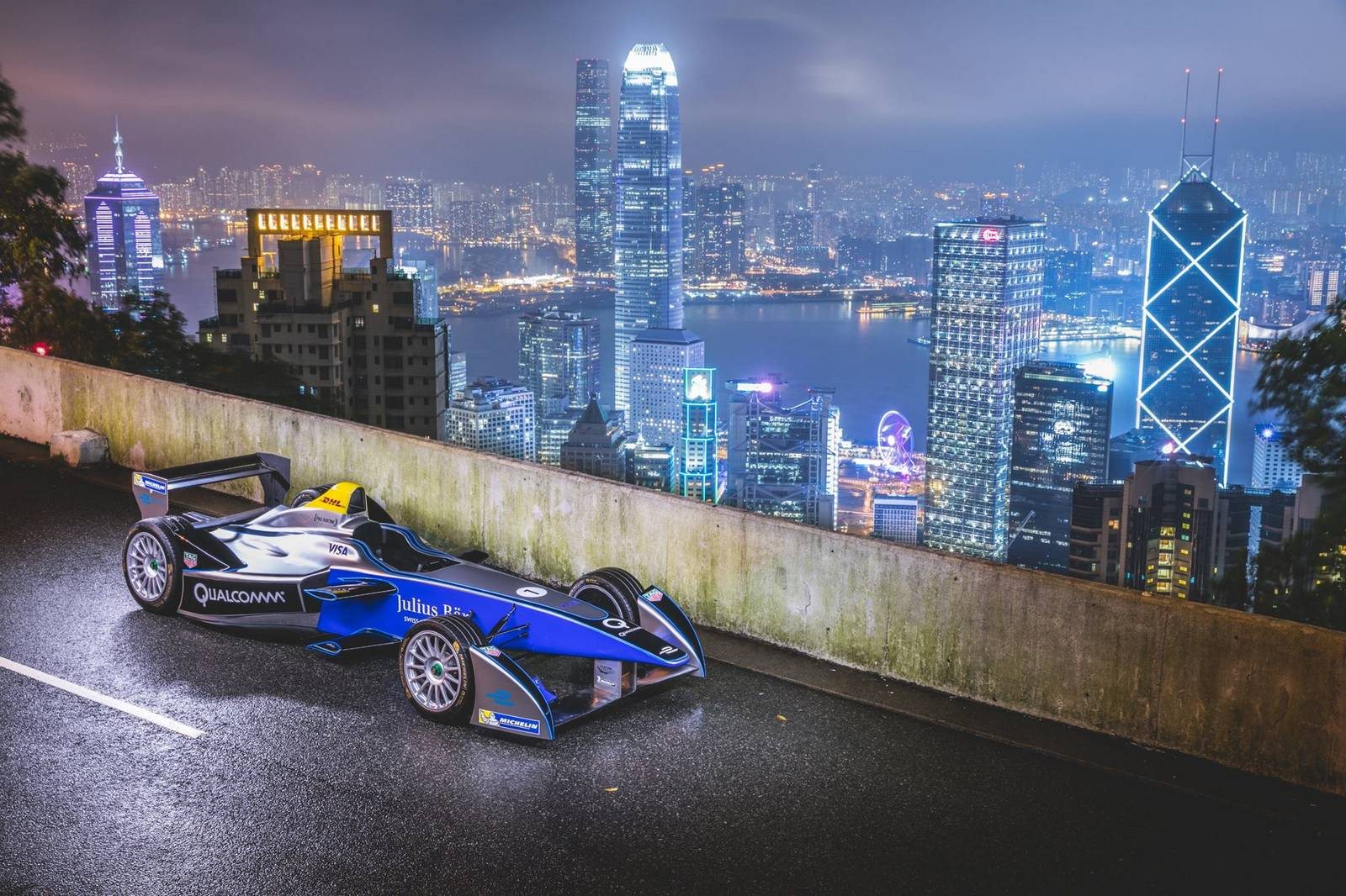 Jaguar Land Rover to Join Formula E, Report Says
