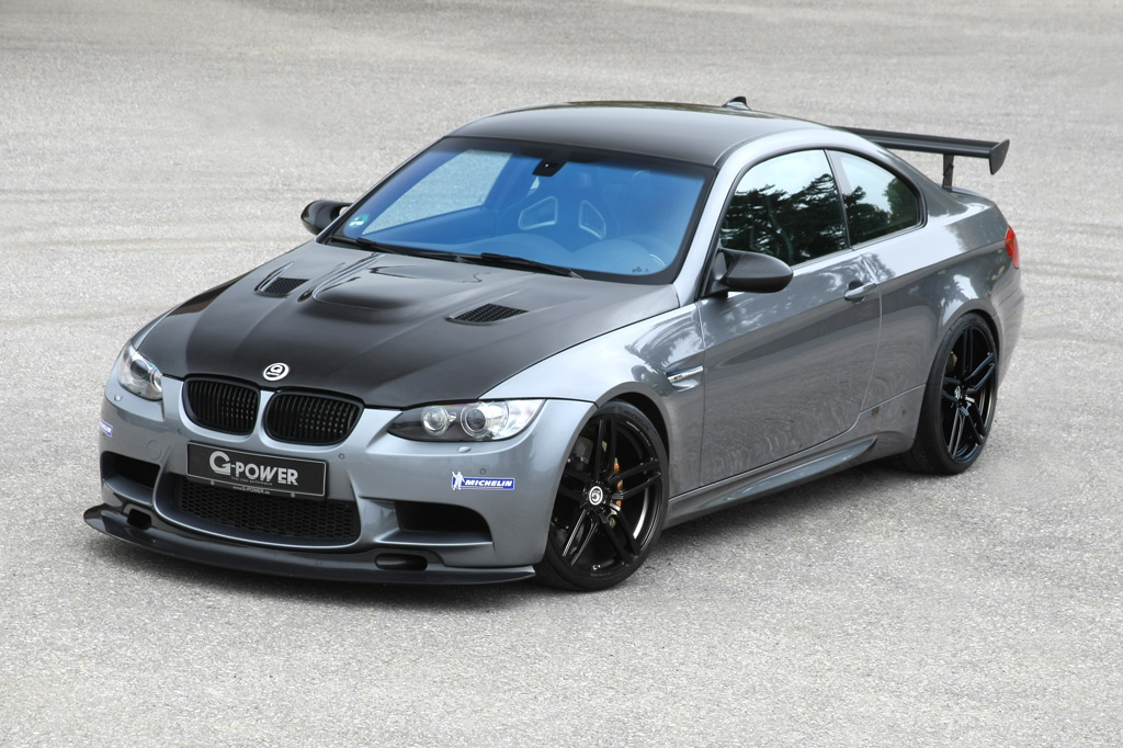 Official: 740hp G-Power BMW M3 RS E9X