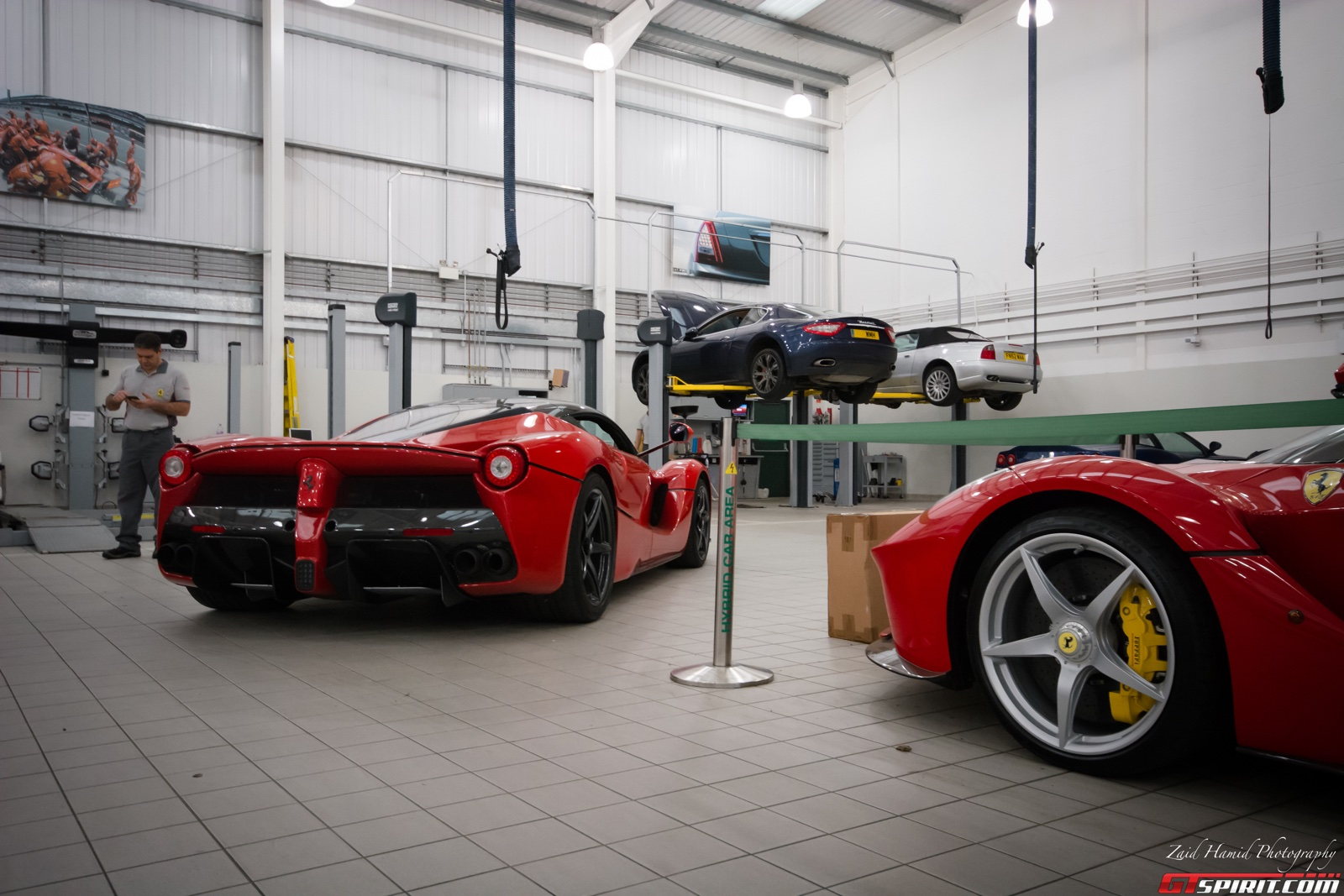 special report talking laferrari and classics with. Black Bedroom Furniture Sets. Home Design Ideas