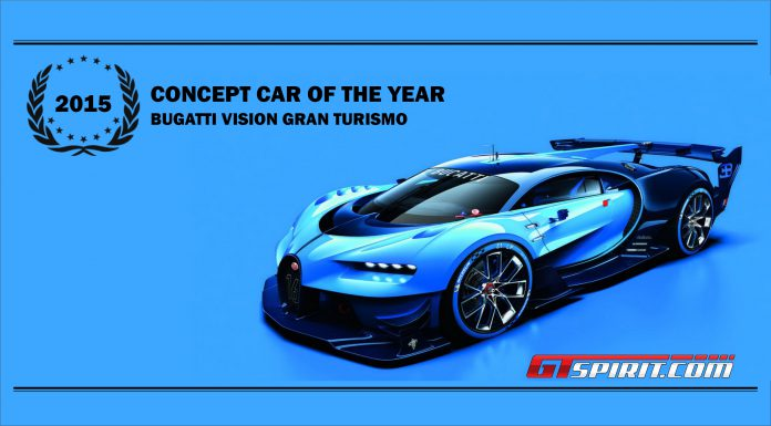GTspirit Awards 2015 Concept Car of the Year