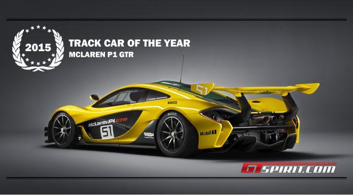 GTspirit Awards 2015 Track Car of the Year
