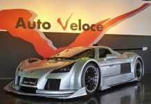 Gumpert Apollo for sale