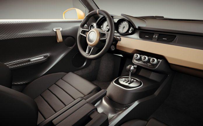 Hoffmann&Novague R200 interior