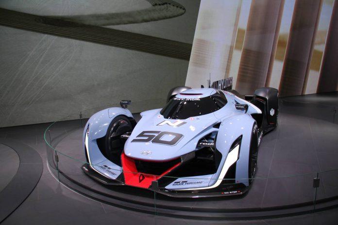 Hyundai N 2025 Vision GT Frankfurt 2015