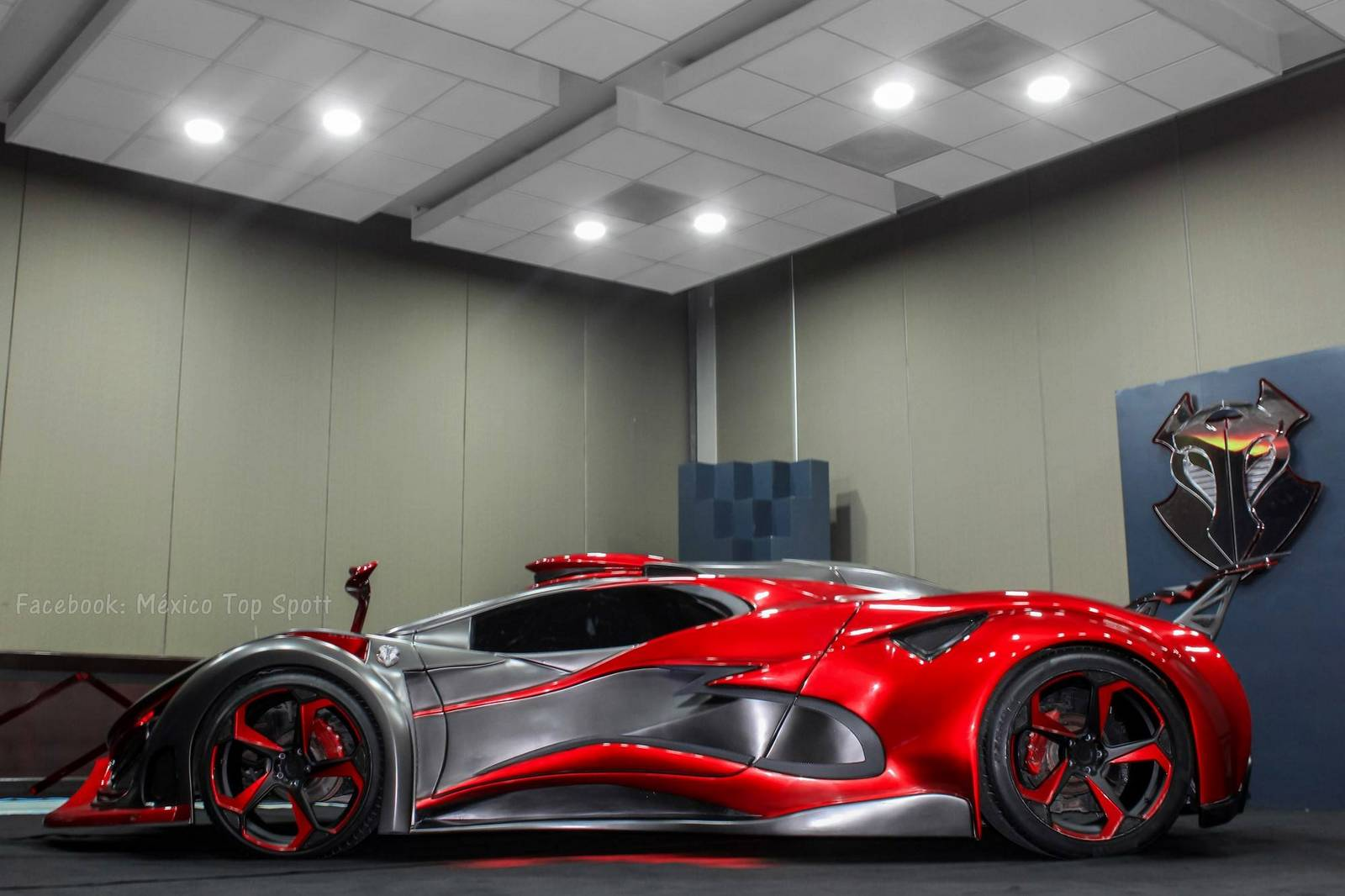 Rims For Cheap >> New Mexican Inferno Supercar Revealed with 1,400 hp - GTspirit