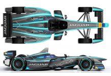 Jaguar Formula E racecar (1)
