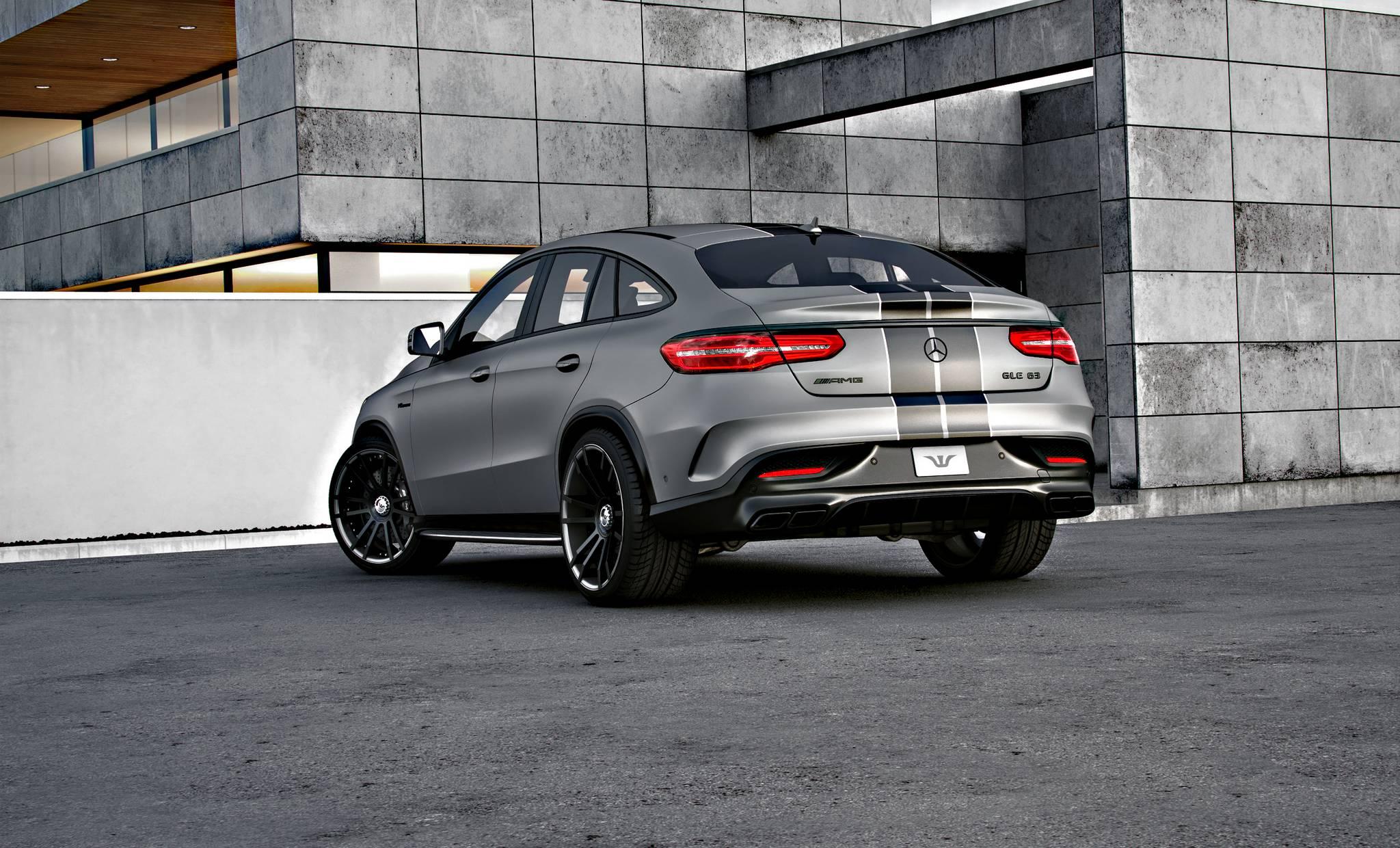 Mercedes-AMG GLE 63 tuned