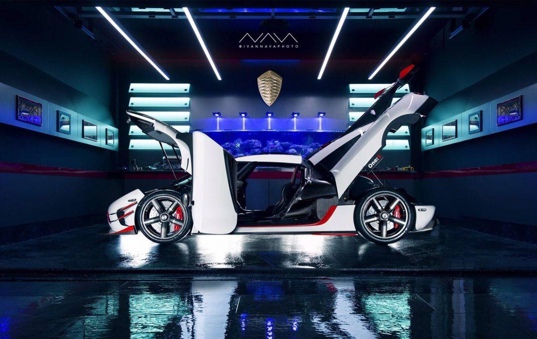 Koenigsegg One:1 USA