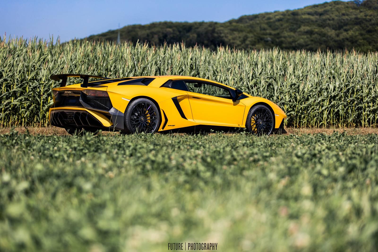 Bac Mono For Sale >> 5,000th Lamborghini Aventador Rolls Off Production Line - GTspirit