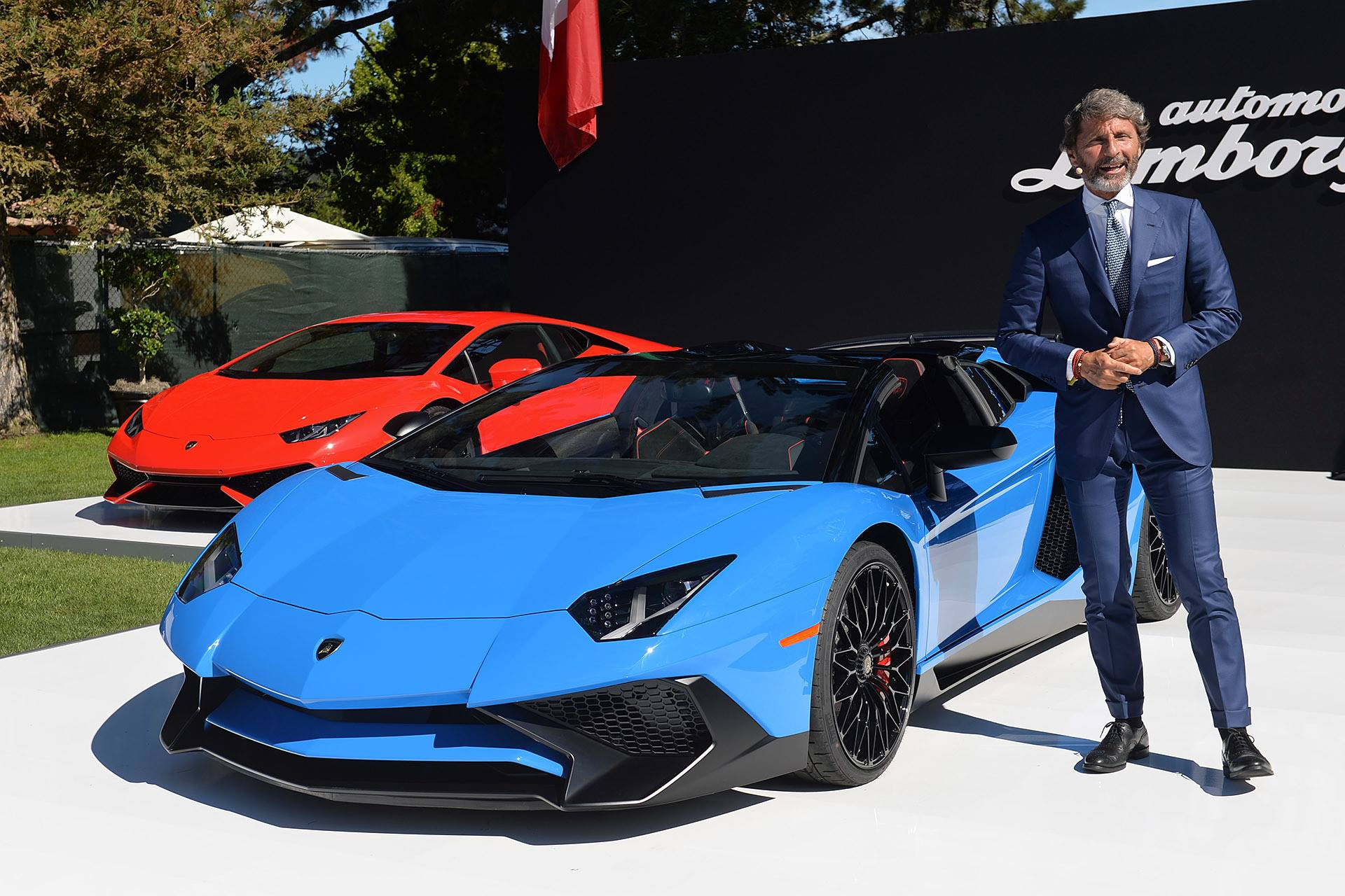 Stephan Winkelmann to Leave Lamborghini for Audi Quattro