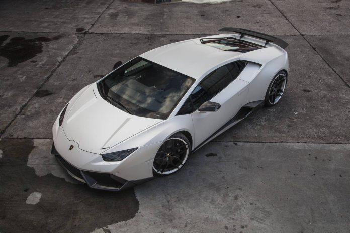 Lamborghini Huracan Torado
