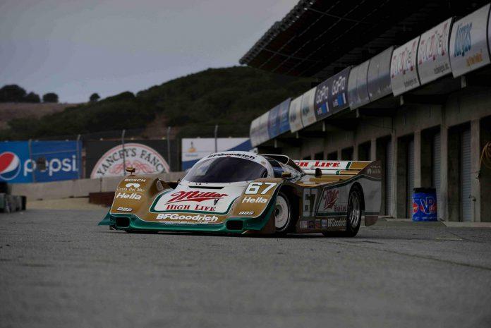 Mecum Porsche 962