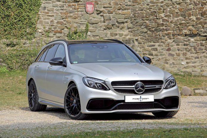 Mercedes-AMG C63 700hp