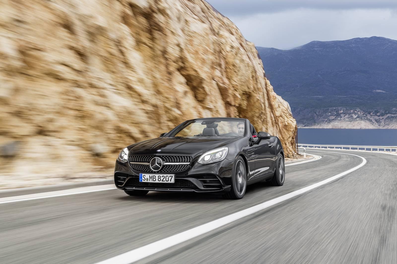 Official: 2016 Mercedes-AMG SLC 43