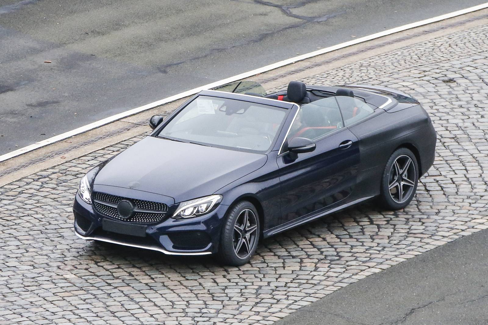 Mercedes Benz C Cl Cabrio