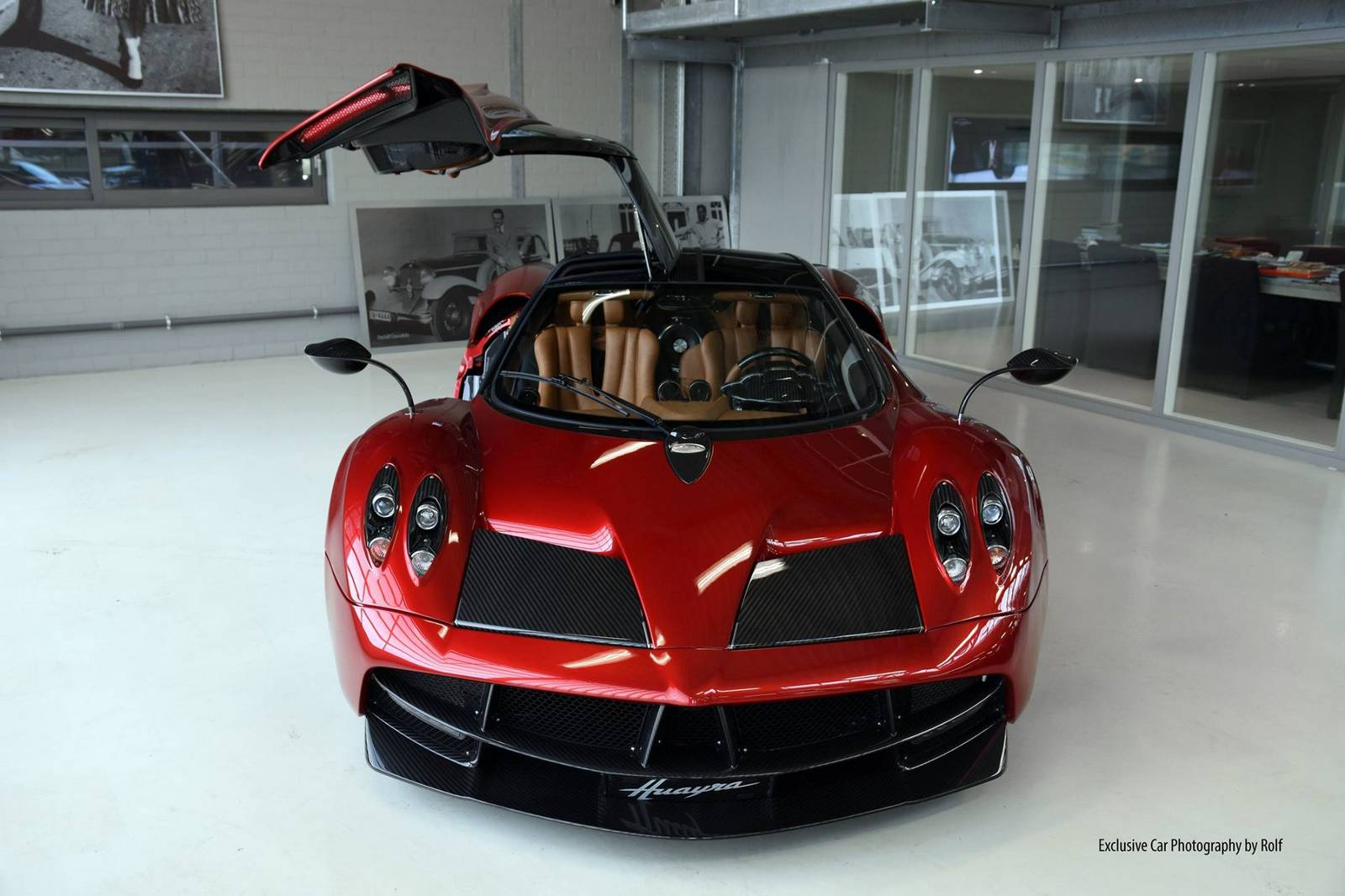 First And Only Pagani Huayra In The Netherlands Gtspirit