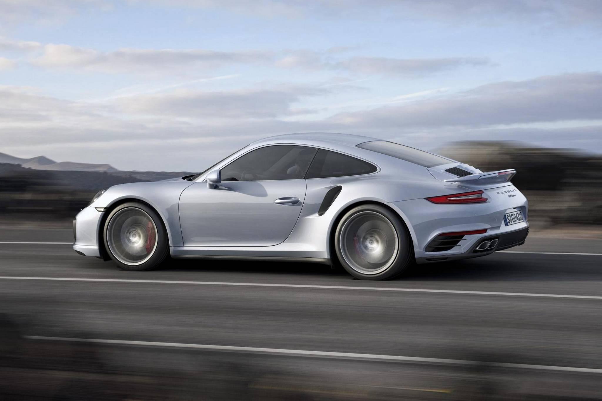 Best options on a porsche 911 turbo
