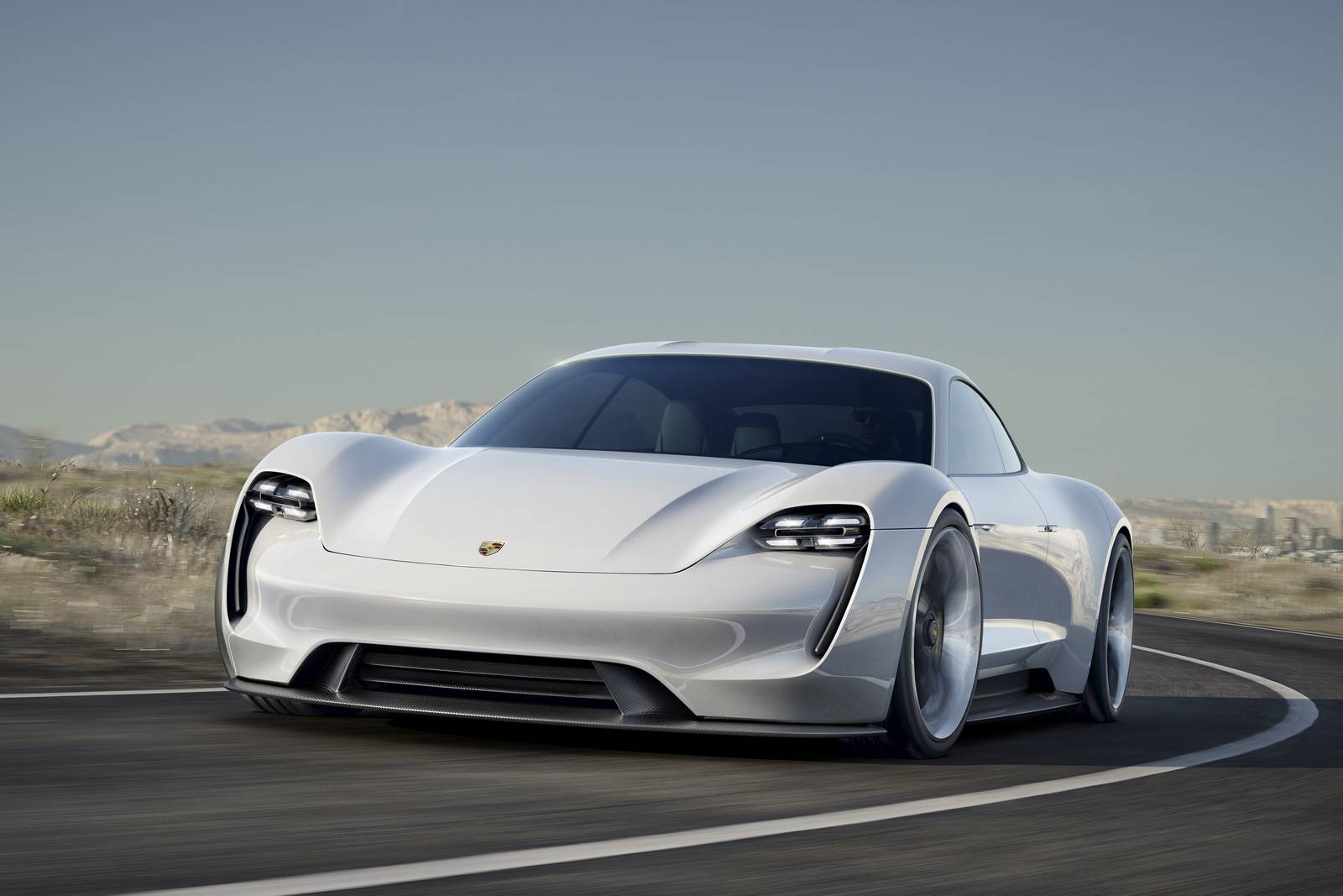 Porsche Mission E Cleared for Production, Launch Set for 2020