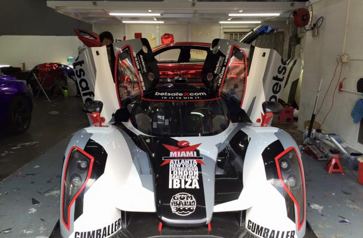 Rebellion R2K Jon Olsson
