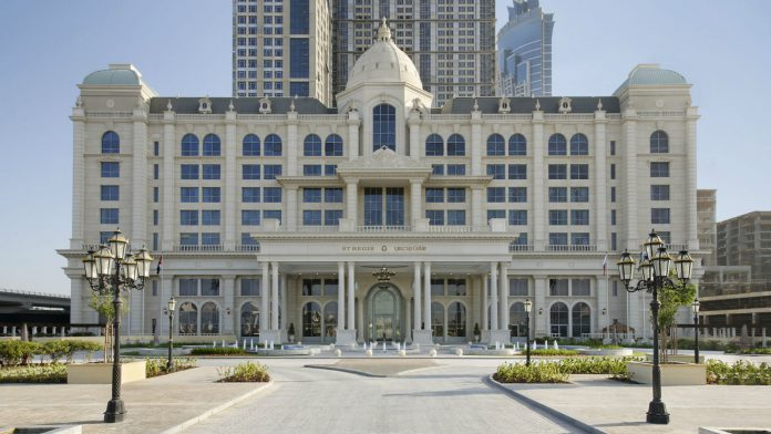 St-Regis-Dubai---Hotel-in-Downtown-Dubai---Day-Exterior