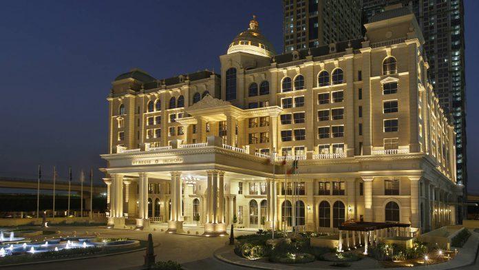 St-Regis-Dubai---Luxury-Hotel-in-Dubai---Exterior-Shot