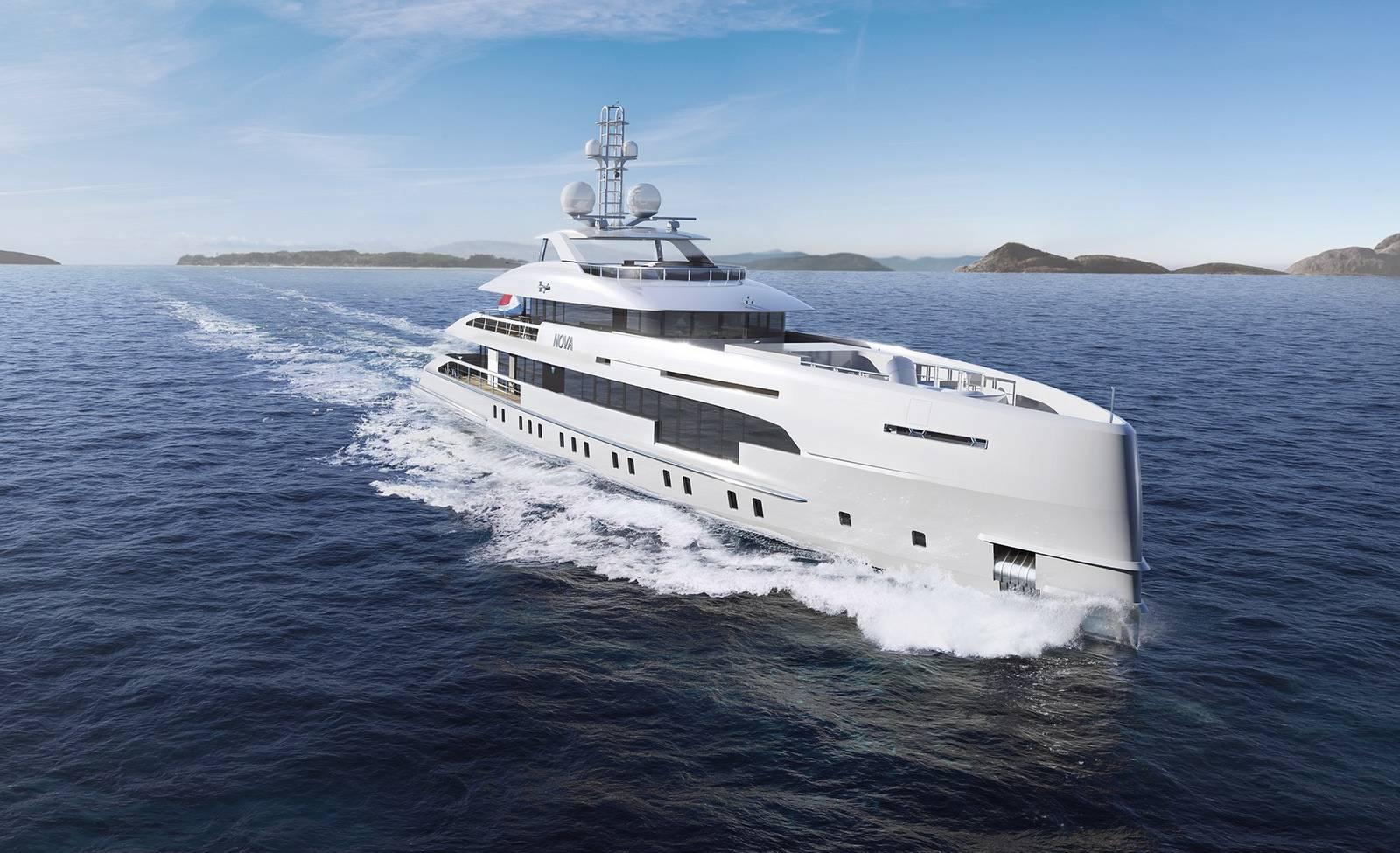 Master Suite Layout Superyacht Sunday Project Nova By Heesen Yachts Gtspirit