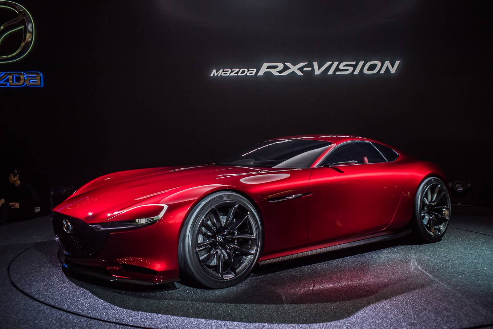mazda rx 9 coming in 2020 with rotary power gtspirit. Black Bedroom Furniture Sets. Home Design Ideas