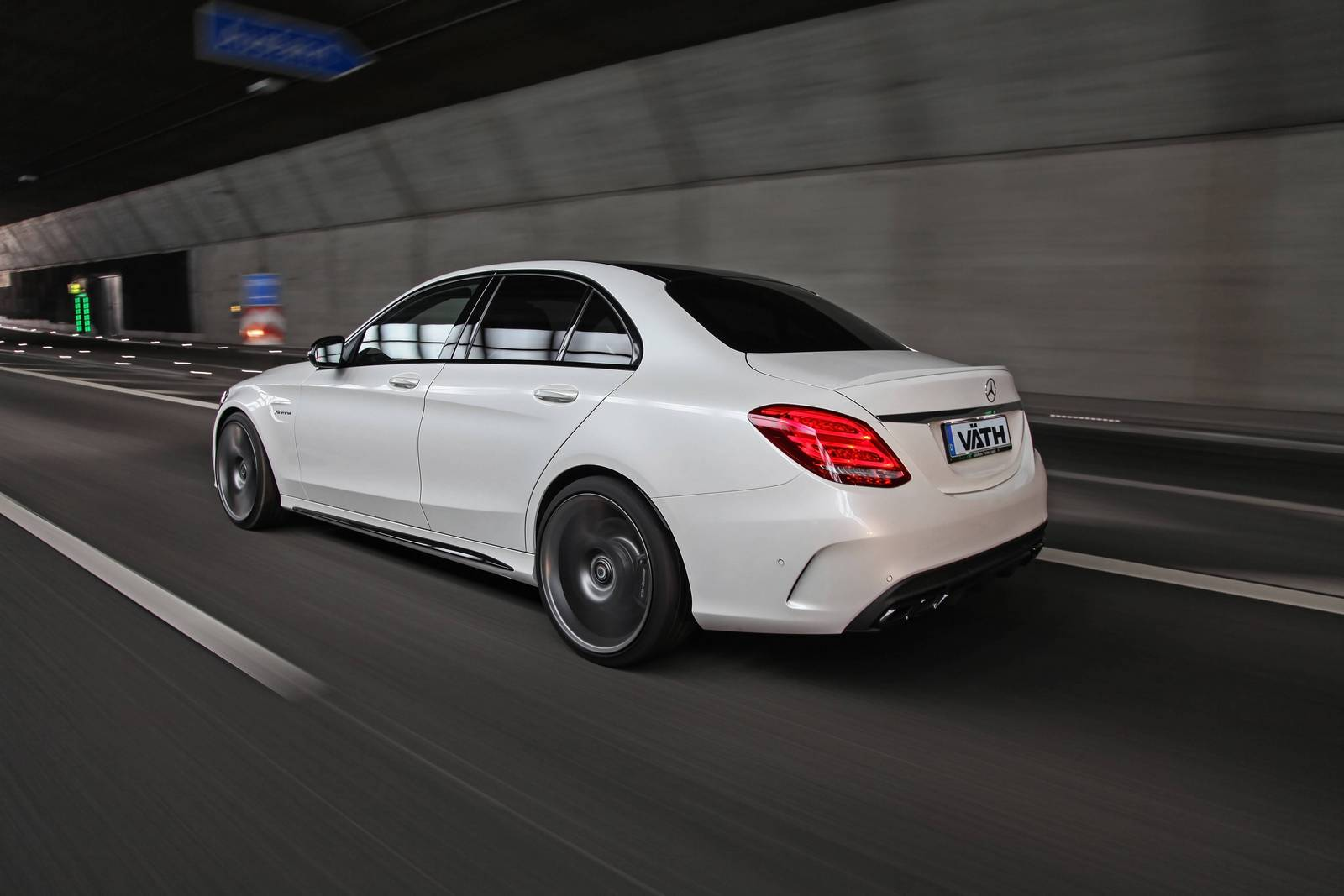 Official: 609hp Mercedes-AMG C63 by Vath - GTspirit