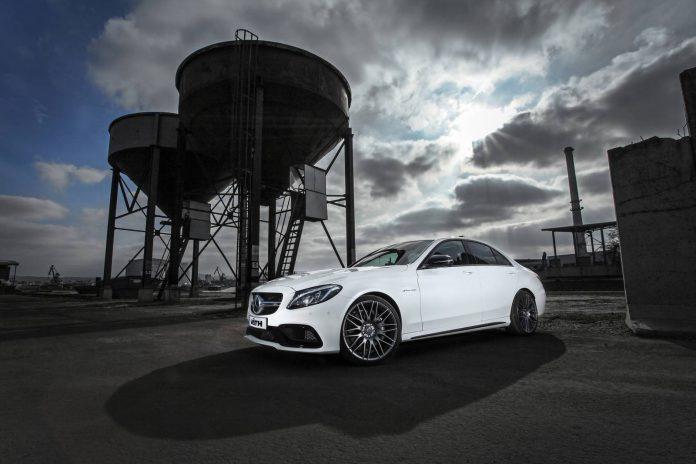 Vaeth Mercedes-AMG C63