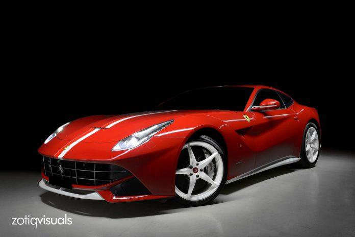 Ferrari F12 SG50