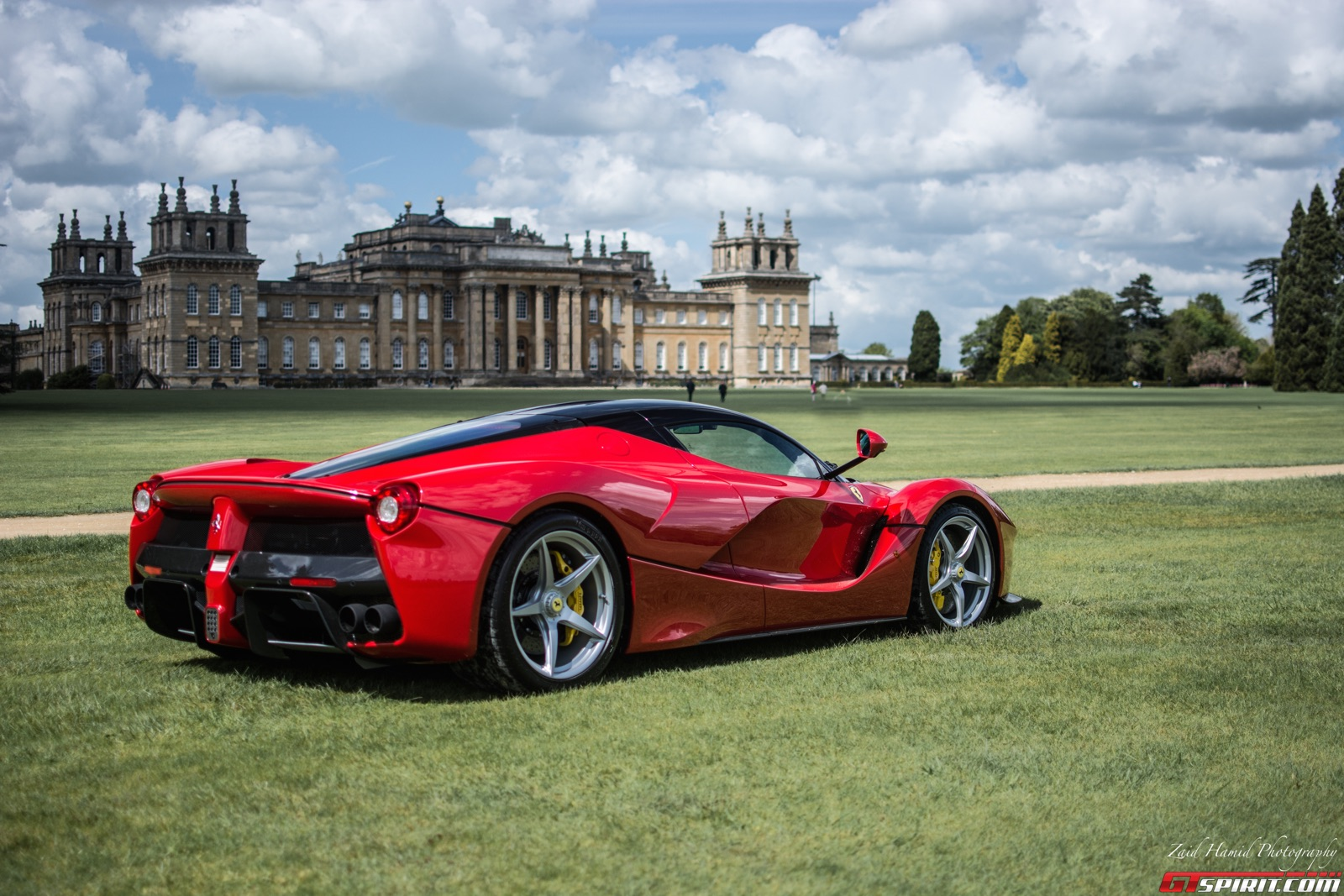 Special Report Talking Laferrari And Classics With