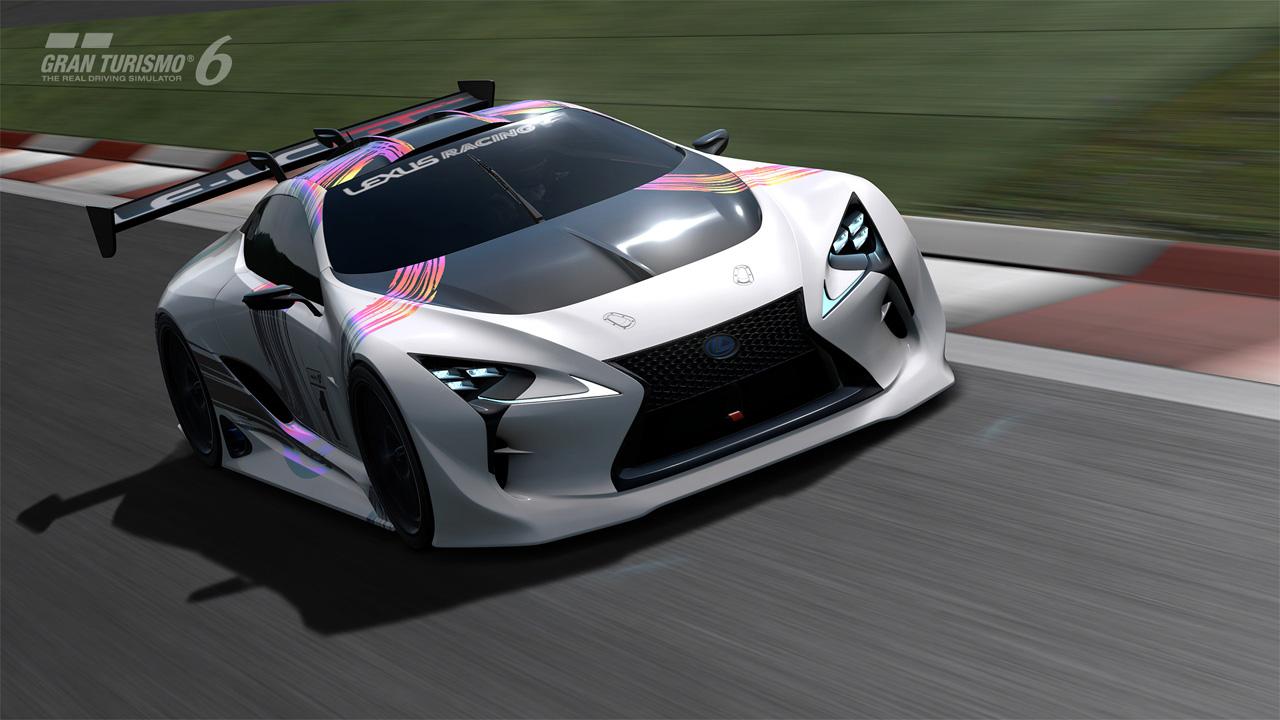 Lexus LF-LC GT Vision GT