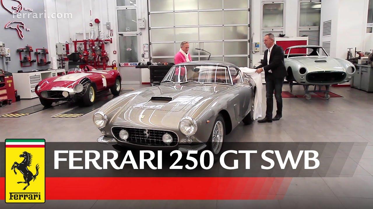 Ferrari 250 GT SWB Berlinetta Competizione Gets 14 Month Restoration