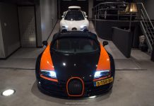 Bugatti Veyron WRC
