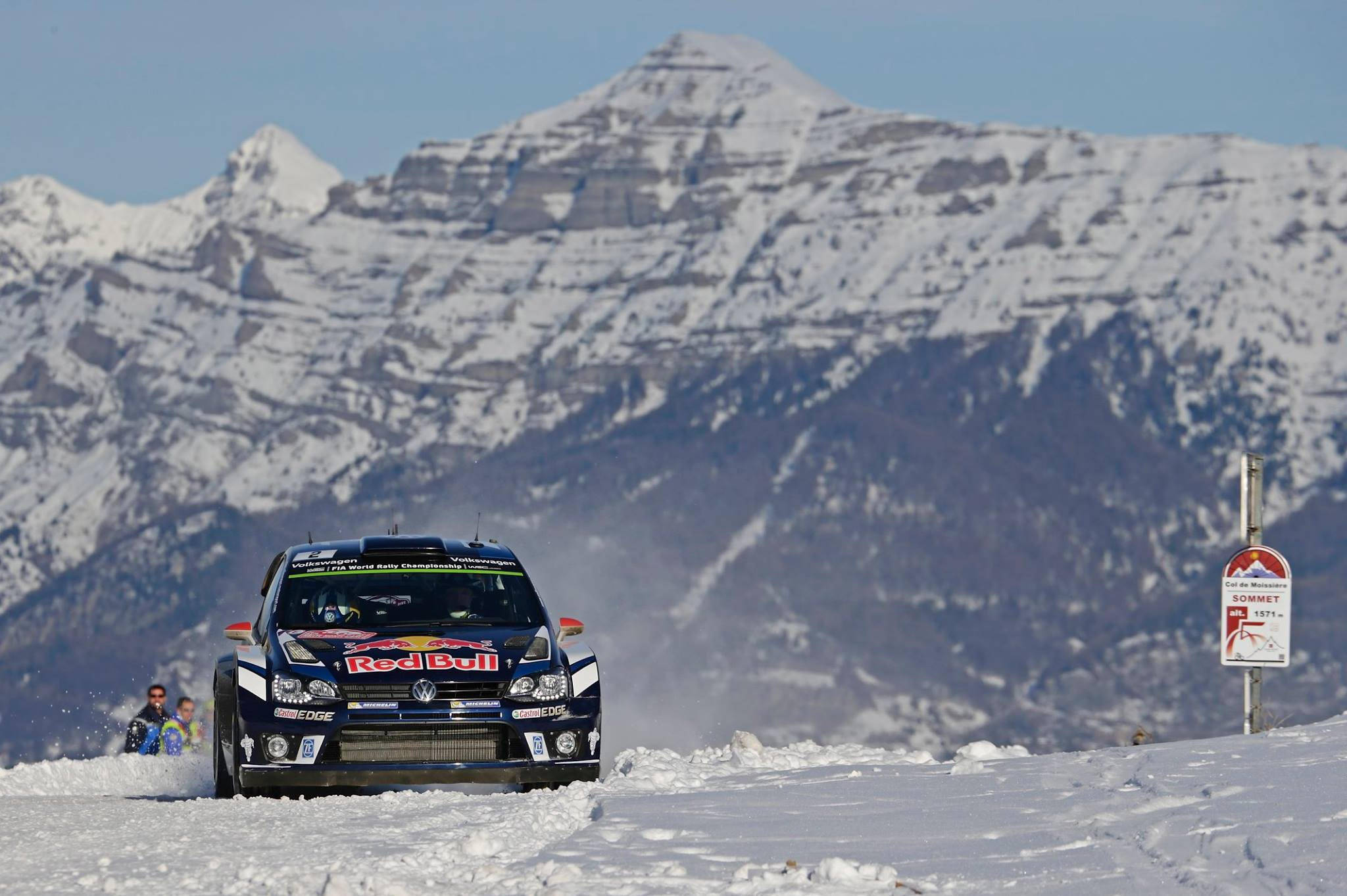 wrc sebastien ogier kicks off 2016 with rallye monte carlo win gtspirit. Black Bedroom Furniture Sets. Home Design Ideas